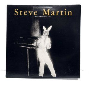 Vintage Steve Martin Wild and Crazy Guy Standup LP